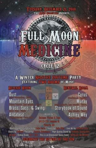 Full Moon Medicine
